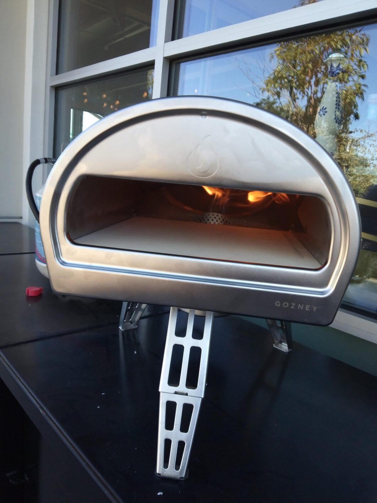 Professional Pizza Oven By Pinsarella