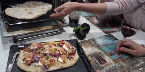 How to Make Pinsa Romana at Home in Just 5 Minutes