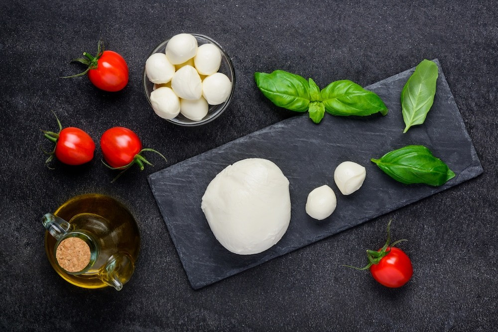 Italian Mozzarella Cheese