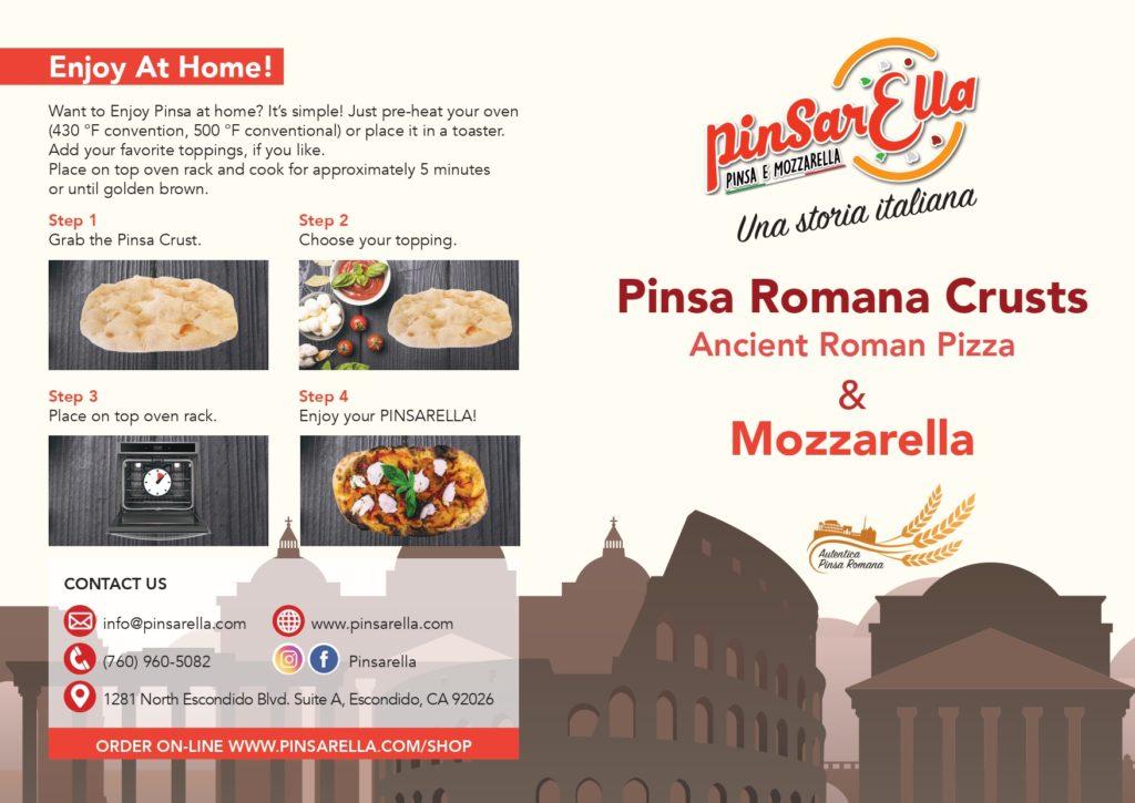 how to cook pinsa romana