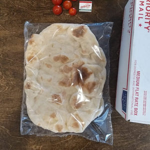 Pinsa classic crust + shipping box