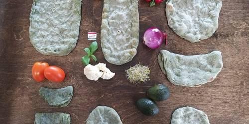 Spirulina Pinsa: Superfood is Served