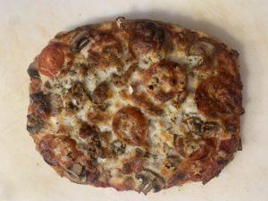 chuck oleson pizza