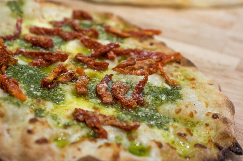 Pizza al Pesto Recipe