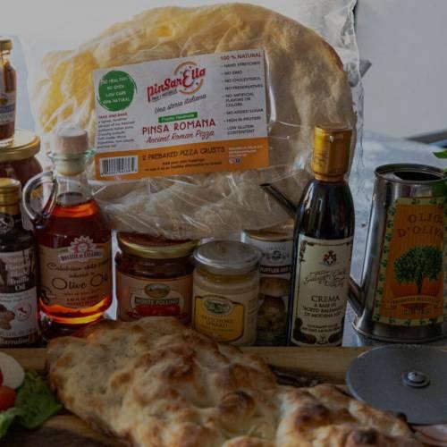 Pinsarella Roman Pizza launches new DIY Pizza Kits to make at Home