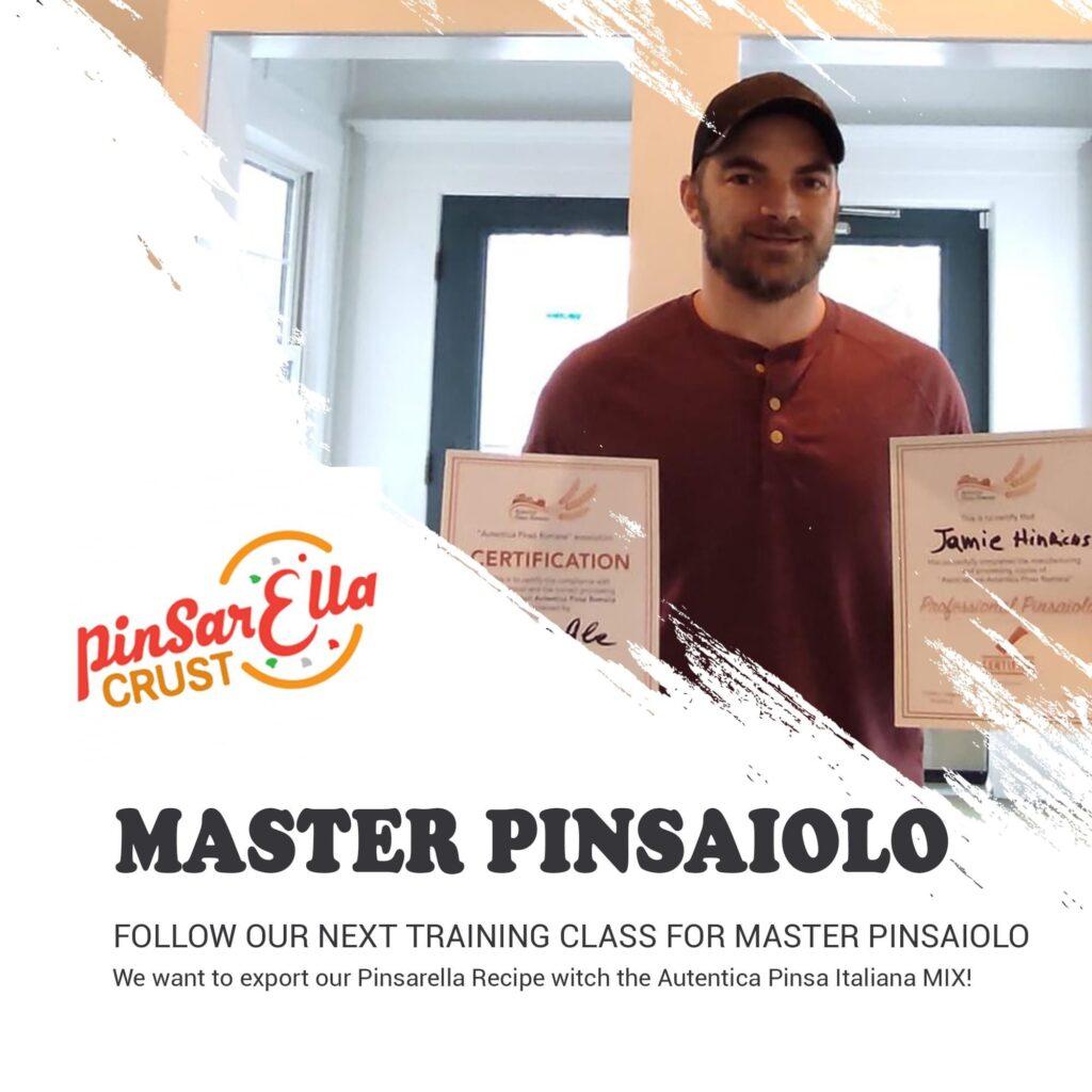 Pinsaiolo course