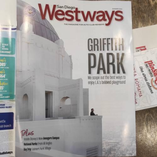 Westways Magazine Talks About Pinsarella